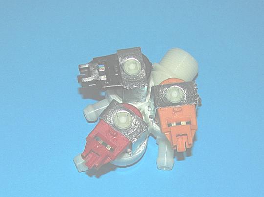 Asko washing machine inlet Valve 3 way triple valve,