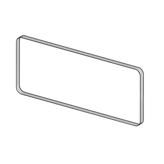 westinghouse simpson Electrolux oven Seal Gasket for Grill section smaller oven  , pdl790s, pdl790w,