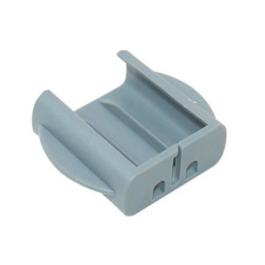 SMEG DISHWASHER UPPER BASKET RUNNER END STOP OR CAP,