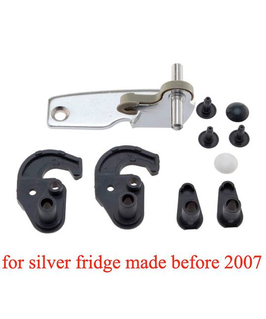 fisher paykel and Elba Fridge Door Conversion kit Silver Left to Right Hand OLD E240B, E249, E169,