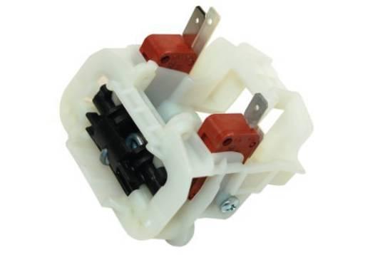 Smeg Dish Washer Door Lock and Switch STA6045B, STA6045BE, STA6047, STA6049D, STA6051, STA612, STA613, STA6143, STA6145, STA6147