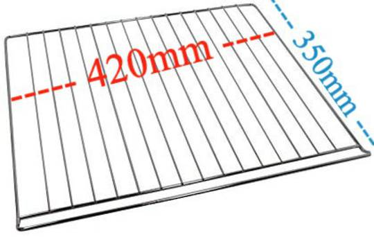 Universal OVEN Wire Rack 420mm  X 350mm,
