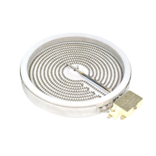 Universal Element for ceramic cook top 180mm Replacing old 200mm 1800w,