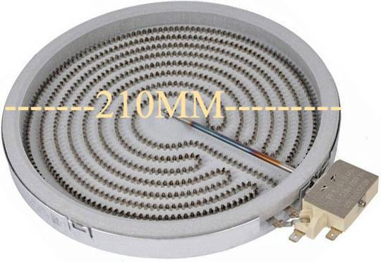 Electrolux Element for ceramic cook top 210mm 2300w,