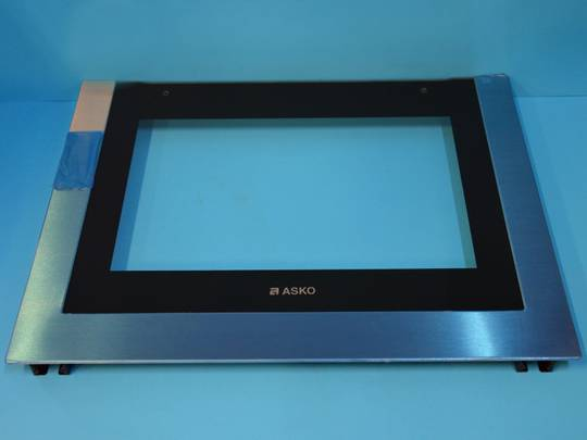 Asko Oven Outer door Glass Model OP8611S OP8631S OP8621S,