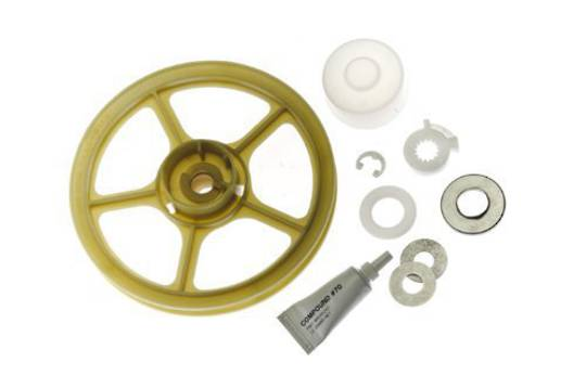 Maytag and Whirlpool washing machine Thrust kit  comes with Bearing, Pulley & Cam,