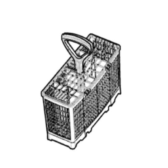 Electrolux AEG Dishwasher Cutlery Basket WSF6608X, WSF67251S, WSF67381S, WSF6606X, WSF6608W  WSU67381S 94200129400