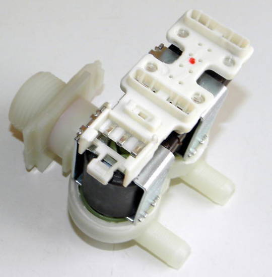 Bosch washing machine inlet valve WAE18060AU, WAE18061AU, WAE20060AU, WAE20260AU, WAE20261AU