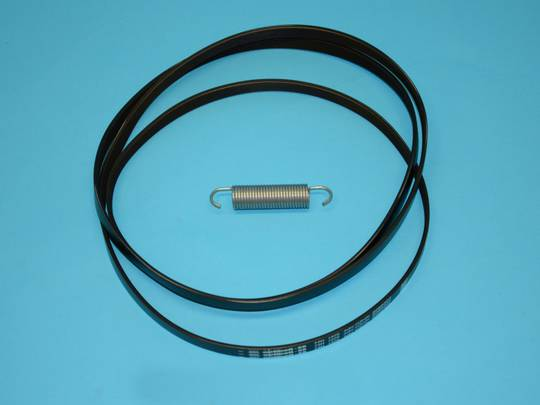ASKO DRYER BELT with spring T700, T712, T720, T741, T760, T780