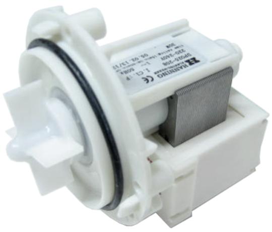 Lg and Asko Washing Machine and Dishwasher drain pump LD12AW2, LD14AT1, LD14AT2, LD14AT3, LD14AW1, LD14AW2, LD14AW3, LD2120W, LD