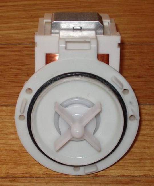 Lg Washing Machine and Dishwasher drain pump LD12AW2, LD14AT1, LD14AT2, LD14AT3, LD14AW1, LD14AW2, LD14AW3, LD2120W, LD4050W, LD