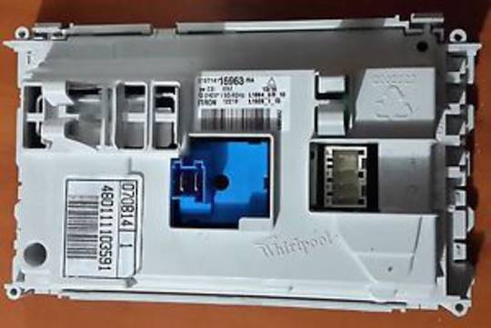 Whirlpool Washing Machine Front Loader WFE1485BD pcb main board, wfe1485bd controller