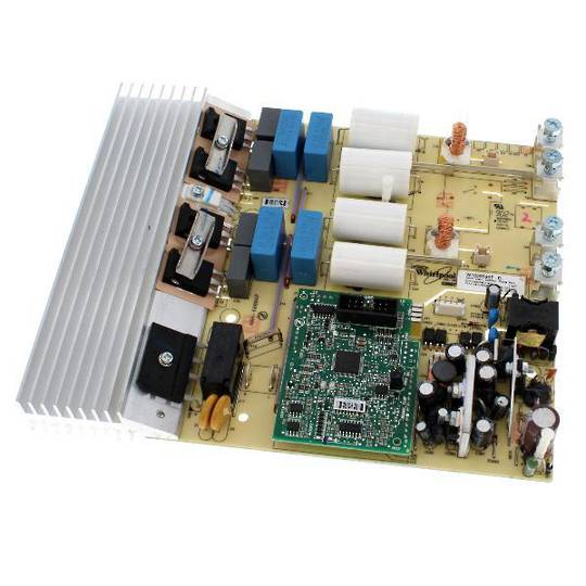 Whirlpool induction cooktop Main PCB Board ACM804BA,