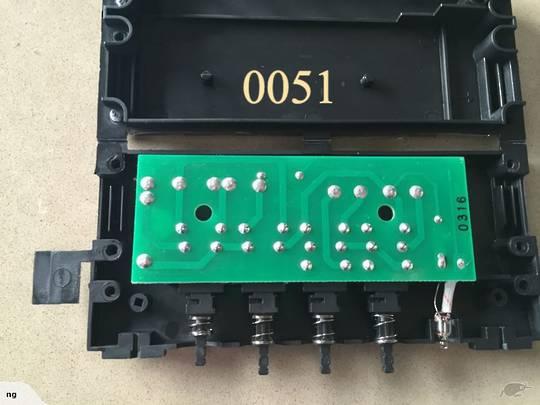 Smeg Omega Rangehood Pcb Power controller Board K24PU, P195, K7052EU, 0051