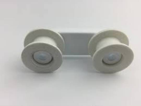 Blanco Dishwasher wall mounted Rollers Rail Support BDW129, BDW203,