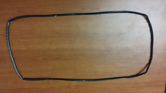Delonghi oven door seal gasket 4 sided DE906GWF, D906GII, L91GW, FEG900X, FEG905, 906GII, DE91GW1, *3644