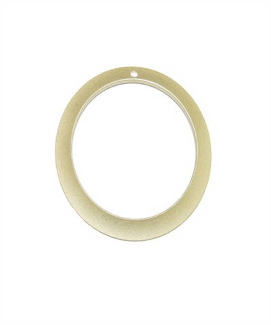 Fisher Paykel Oven Cooktop Decorative Ring - Brass CG905DWACX1, CG905DWACM1,