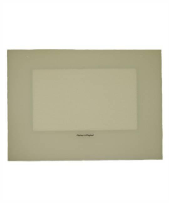 Fisher Paykel Oven Door Glass Outer External OB60SCMW, OB60SCEW3, OB60B77CEW, OB60BCEW2