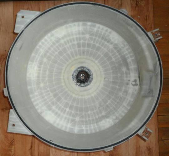 Samsung washing machine Rear Tub including bearing  WF7700N6W,