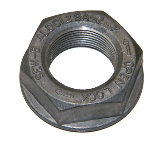 SAMSUNG WASHING MACHINE Drum Spider Shaft agitator Nut,