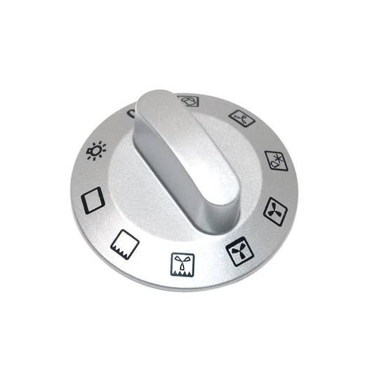 Baumatic Oven multi function knob, selector switch knob BK2385SS, bk2355SS, bk2365SS, BK2366SS,
