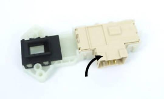 LG Washing Machine Door Locker Switch AssyLG WD-1433RD,LG WD-80130F,LG WD-8015C,LG WD1200D,LG WD14022D6,LG WD1402C, *1003B