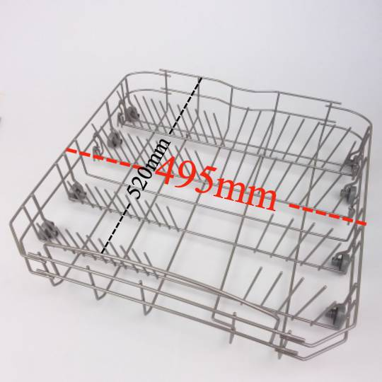 Delonghi Dishwasher LOWER BASKET DW87S, dedw60s, dedw60w, *60171