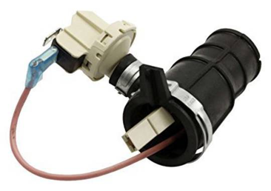 Nouveau Haier Dishwasher pressure switch for heart element ND60ss, ND60wh.1,UBFSDW60,