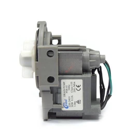 Parmco Dishwasher Drain pump outlet Pump PD6-PSDF-1,