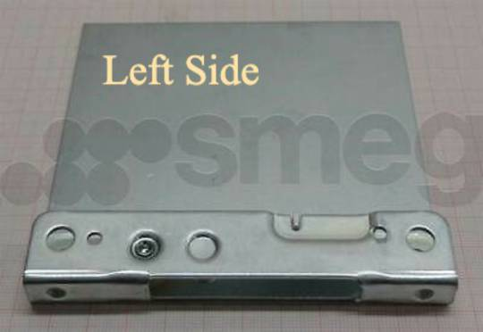 Smeg Oven Hinge support  CS19/1 , *** LEFT Side****