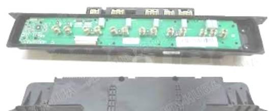 Smeg cooktop main pcb SE2772TC2,