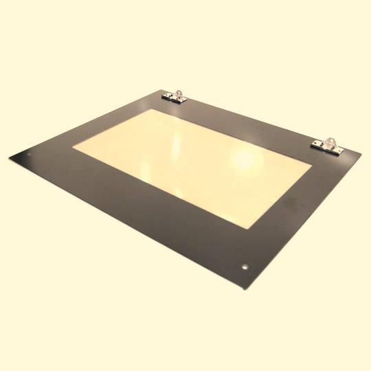 SMEG OVEN OUTER DOOR GLASS FOR C6cmxa8, c6gmxa8, c6ipx9,