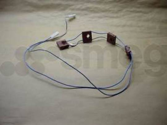 Smeg cooktop oven Ignition Switch Harness Assy pack 4 burner snz61mfx, snz60mfss, ,