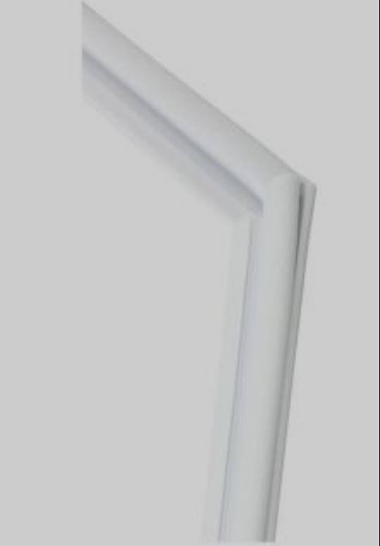 Smeg fridge door seal 57.2cm, Length: 1.265m,