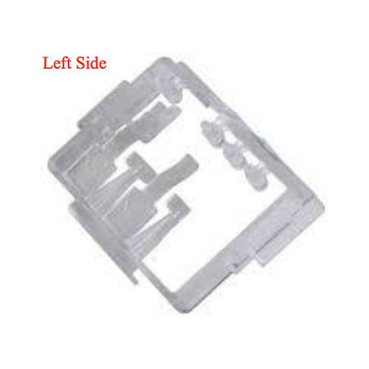 Smeg Dishwasher pcb HOLDER LEFT SIDE SA8605BI, SNZ643IS, SNZ693IS, SA8210X, SA8605W, SNZ643IS1, SNZ693S, S