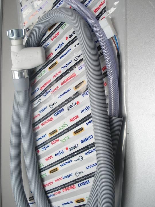 Beko Dishwasher inlet hose aqua valve  DSFN38450x,