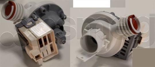 Smeg FAB Washing Machine  Dryer Complete pump assy LBE16P, SWF1600,