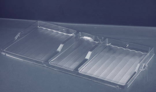 Elba Fisher Paykel fridge veggie bin  cover plastic under shelf E522B,