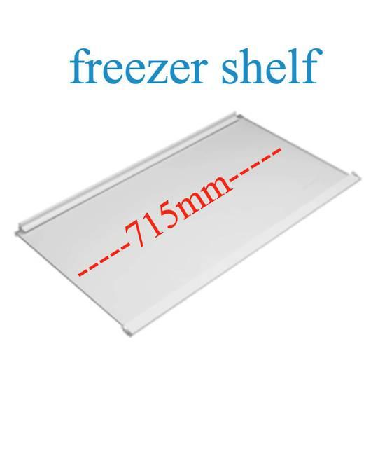Elba Fisher Paykel freezer glass shelf E521T, N510T, C520T,