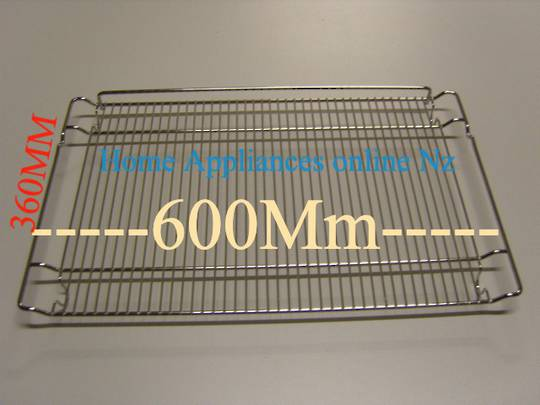 Smeg Oven Rack Wire Shelf WIRE SHELF DIMS 600MM X 360MM,