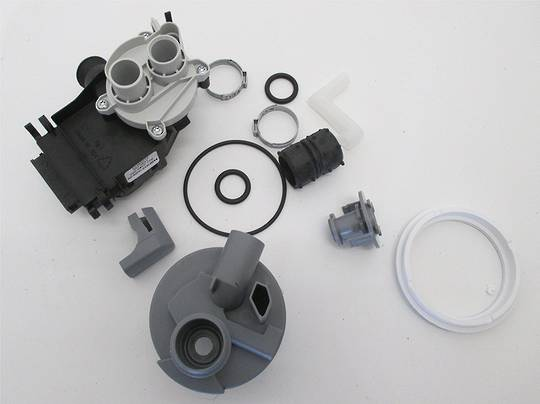 ASKO DISHWASHER DIVERTER VALVE KIT DW20, DW20.4, DW20.3, d3250, D3251, D3230, D3530 *1242