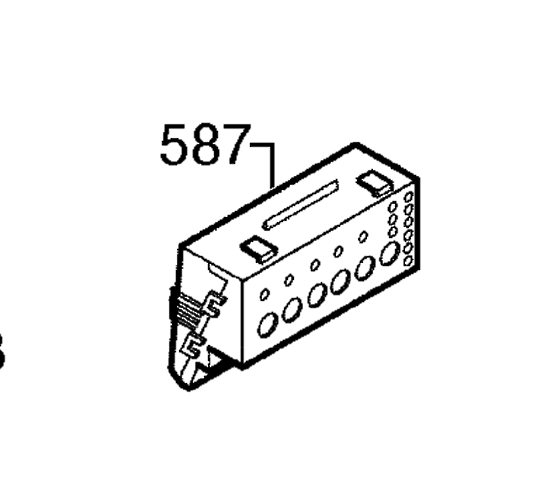 SIMPSON DISHWASHER POWER CONTROLLER BOARD PCB SB908WK PNC 911945227 01 SB908SK 911945228 01