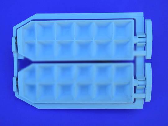 Whirlpool Freezer Ice tray Cube Assy WRID41TS, WRID41tw,