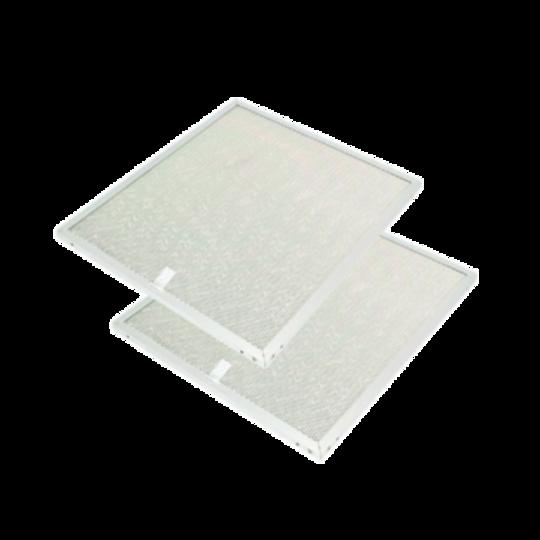 Westinghouse Simpson Rangehood Aluminium filter,  276MM x 315MM x 10MM PACK OF 2