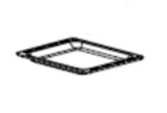 Robinhood Oven Bake Tray OBAC605M57SS, OBEG64 OBAC606D57SS,