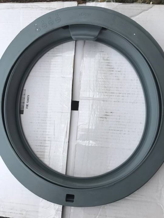 PANASONIC WASHING MACHINE DOOR SEAL NA-120VX6 NA-129VX6 NA-120VG6 NA-129VG6,  *9TG0