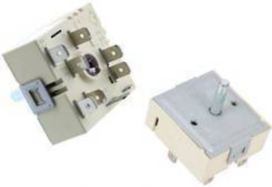 Ariston Cooktop switch regulator single element 50.57021.010,