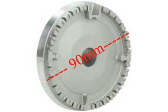 Ariston Indesit Auxilary Burner Base  CP059 MDX AUS,