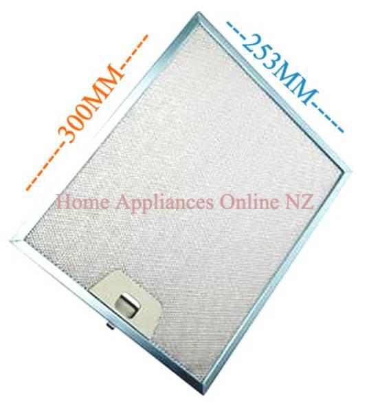 Ariston Indesit Rangehood Aluminium filter HD9 (aus), *9594