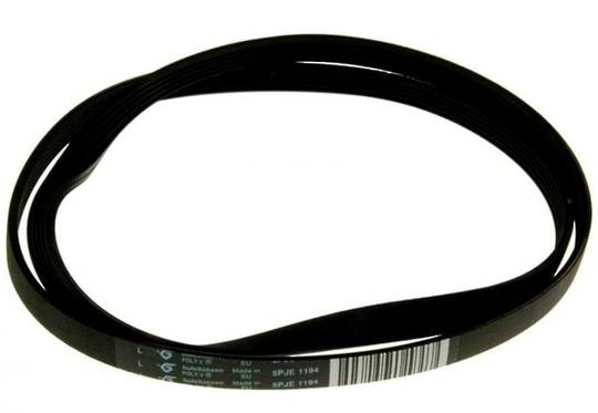Ariston Washing machine belt  1194mm J5,
